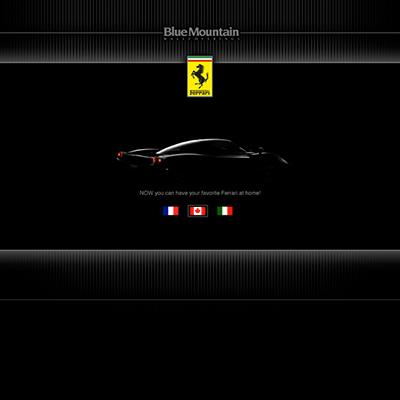 Blue Mountain Wallcoverings Ferrari murals website feature image