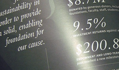 University of New Brunswick President's Annual Report 2013 feature image